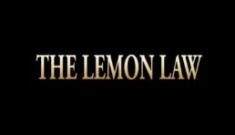 The Lemon Law title